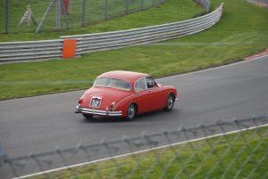 Mk2 on track