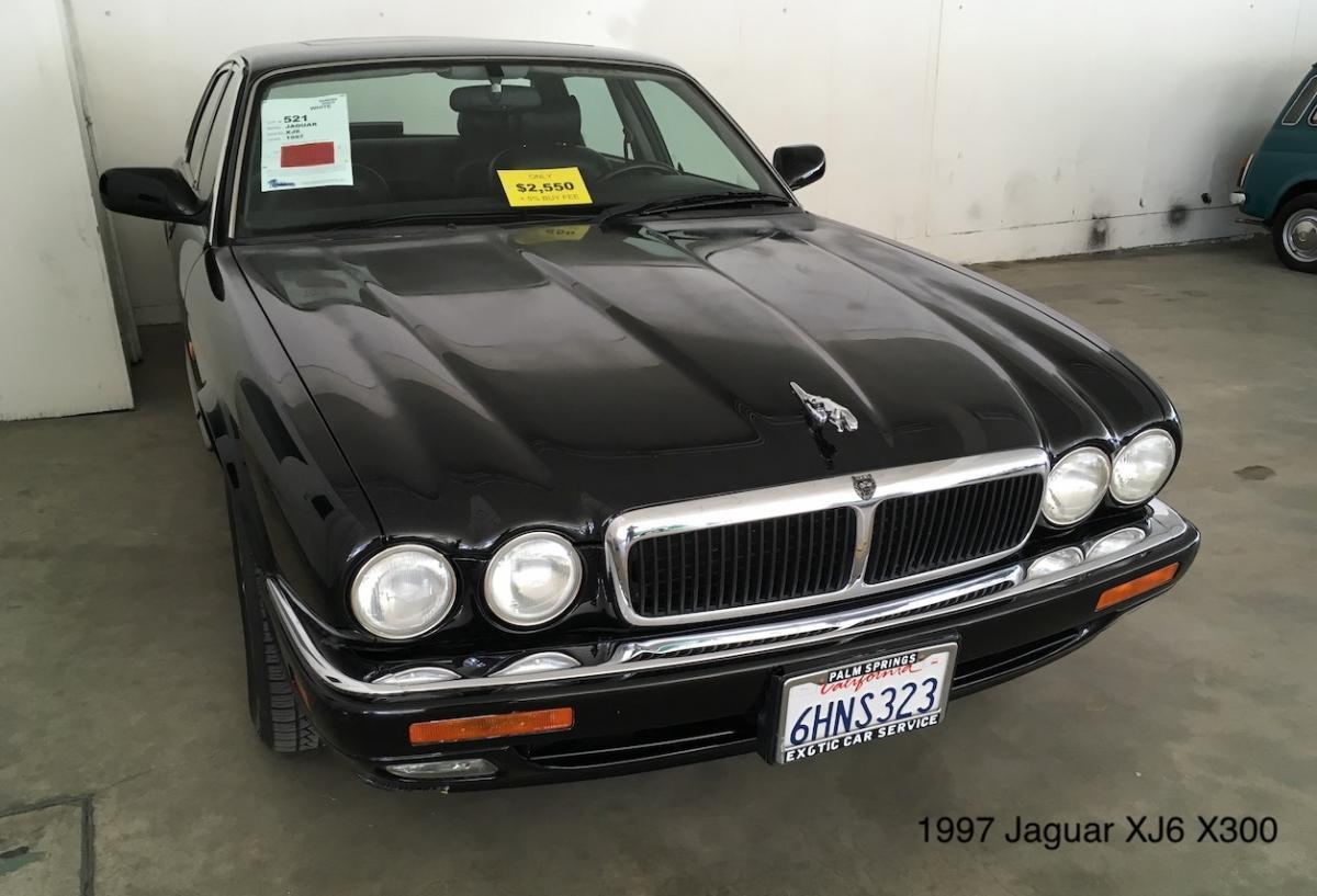 1997 Jaguar XJ6 X300