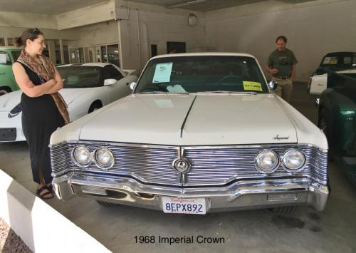 1968 Imperial Crown