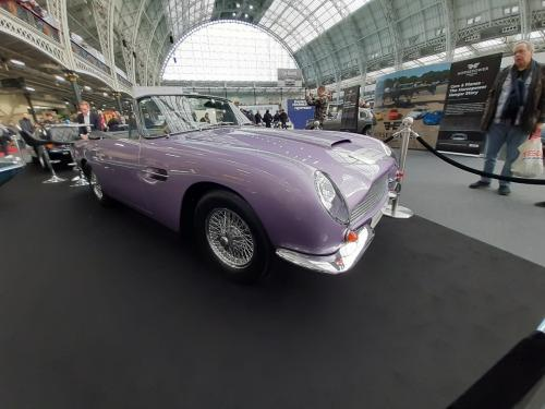 Aston Martin - Olympia 2020