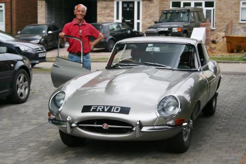 Bob King - E type series 1
