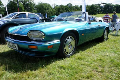 David Airlie - Jaguar XJS Celebration convertible
