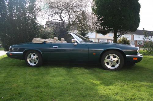 Neil Shanley - 1994 XJS convertible