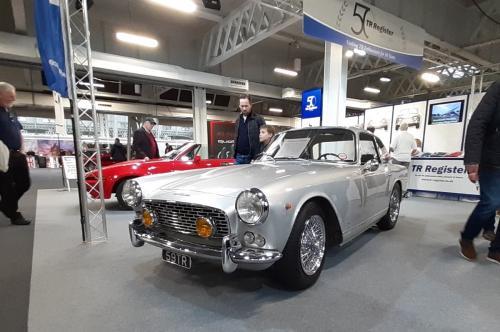 Triumph Italia 2000 coupé - Olympia 2020
