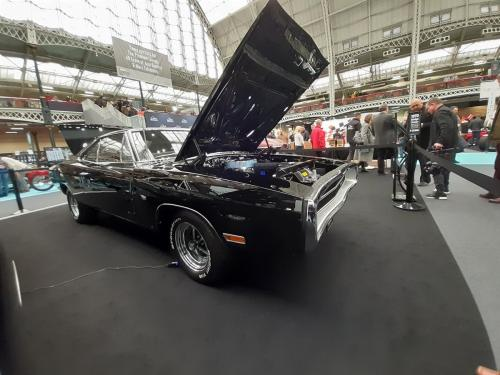 Dodge Charger - Olympia 2020