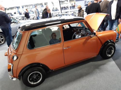 mini orange - Olympia 2020